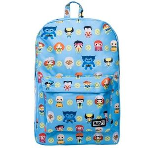 Loungefly x Marvel X-Men Chibi Character Backpack